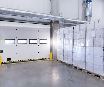 Puertas correderas: Servicios de Puertas y Automatismos Emonax