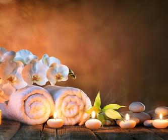 Masajes con piedras: Servicios de Benestar Zen