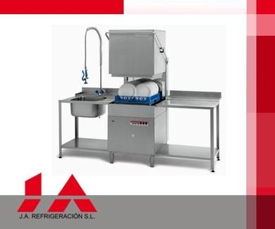 Instalación de electrodomésticos industriales