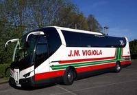Bus 55 plazas: Servicios de J. M. Vigiola