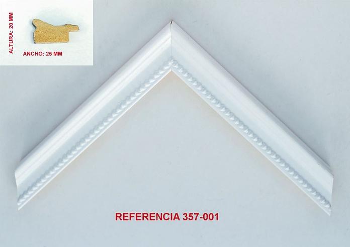 REF 357-001: Muestrario de Moldusevilla