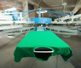 Banderas y estandartes: Servicios de Brodats Industrials