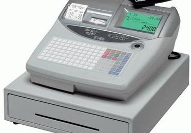CASIO TE-2400 Erregistratzailea