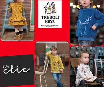 Tronas: Nuestros productos de Trebolí Kids