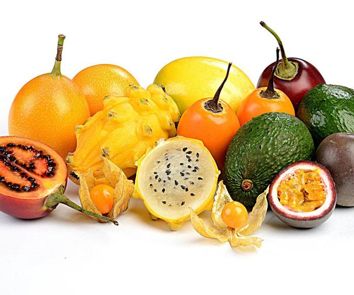 Frutas para desayunos y meriendas