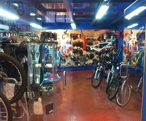 Bicicletas de montaña en Valdepeñas