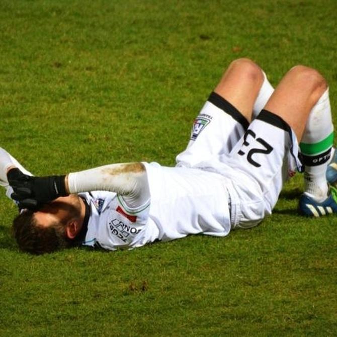 Qué hacer tras una lesión deportiva