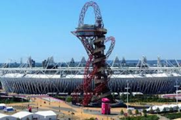 Estadio Olimpico LONDON 2012