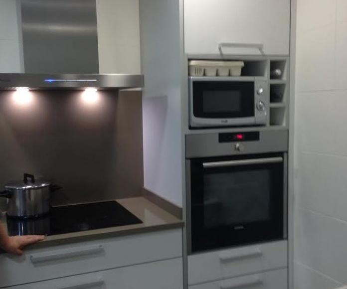 Cocinas a medida en Teruel