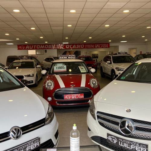 Compra vehiculos segunda mano Tarragona