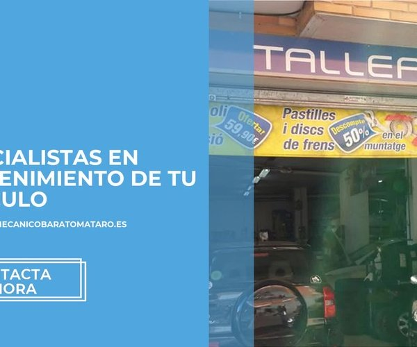 Taller mecánico en Mataró   Taller Llisà - Taller Izacar