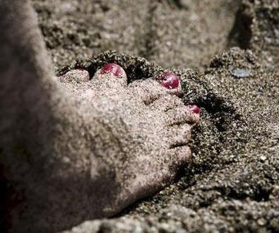 Los pies también pueden sufrir cáncer de piel