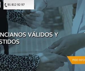 Residencias geriátricas en Sevilla la Nueva | Residencia Santa Bárbara del Hórreo