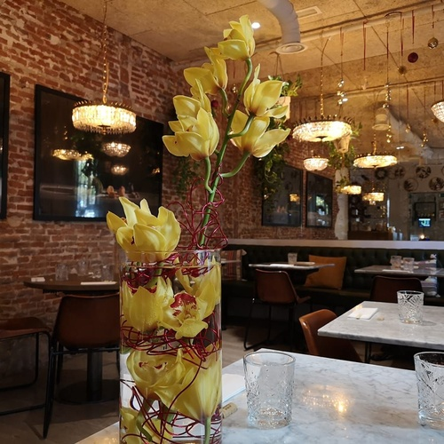 Restaurante menú diario Chueca