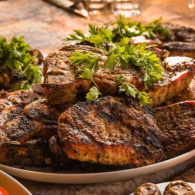 Ventajas de la carne a la brasa frente a otros tipos de cocción