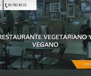 Restaurante vegetariano en Vic | La Reciclaria