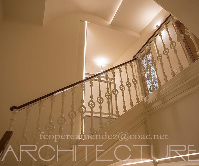 Casa Antonio Serra , Modernismo. Architect Sitges.  FPM Studio  Barcelona: Built Works de FPM Arquitectos