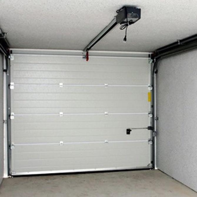 Cuando no se abre la puerta del garaje…