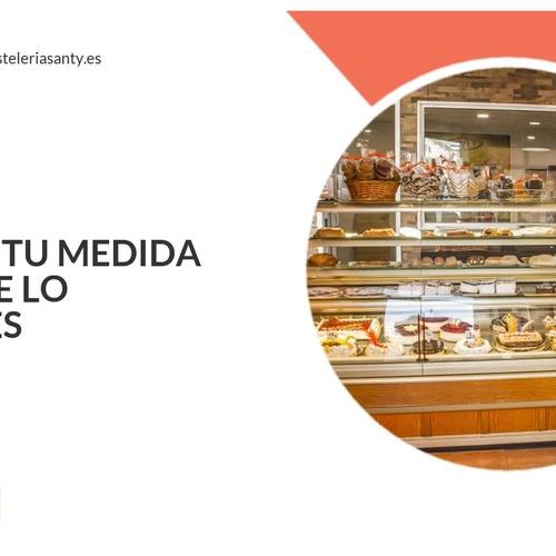 Tartas sin gluten en Galicia: Pastelería Santy