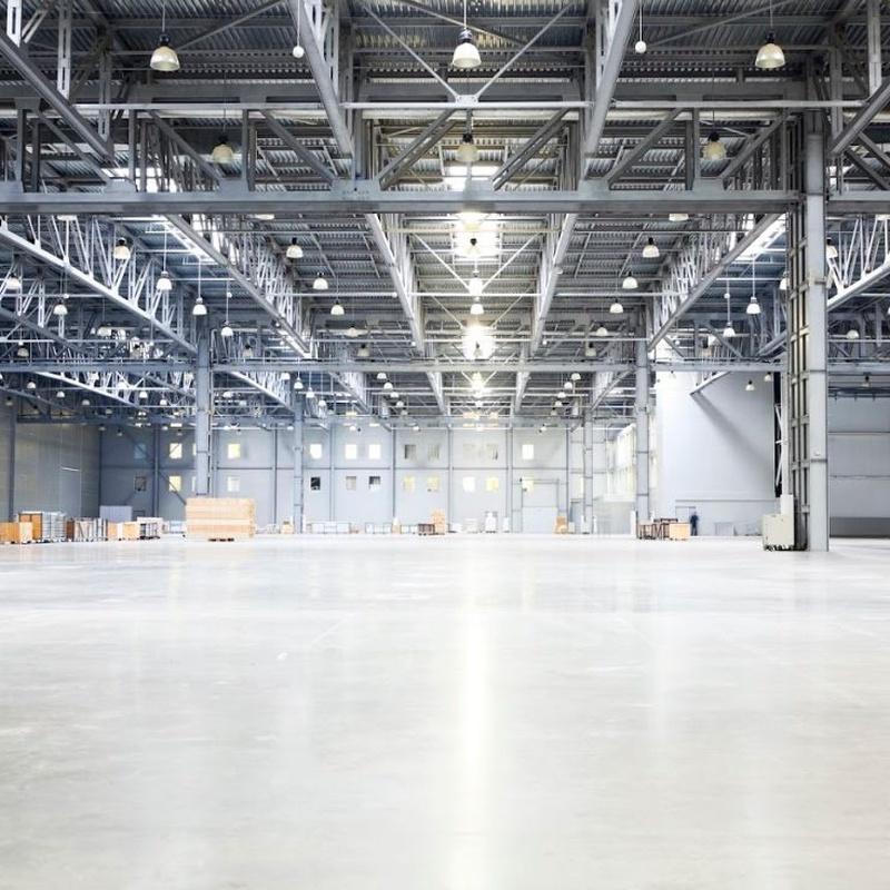 Alquiler naves industriales: Servicios inmobiliarios de Grupo AP