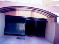 Puertas automaticas de garaje en Madrid