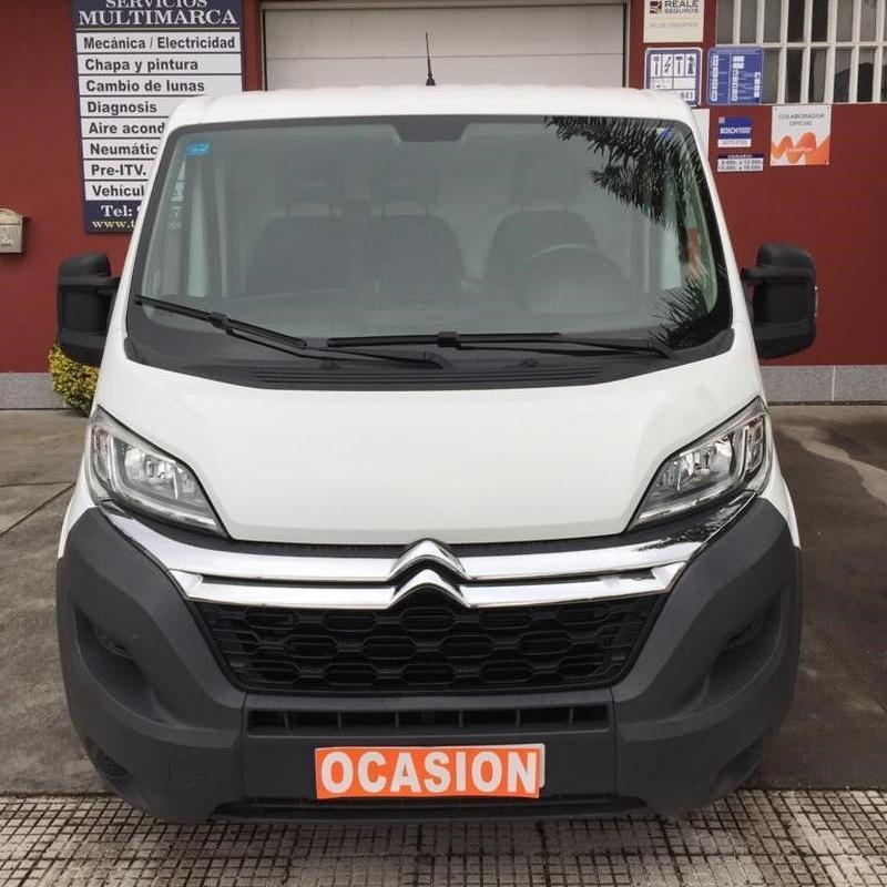 Citroën Jumper L1H1 ISOTERMO:  de Ocasión A Lagoa