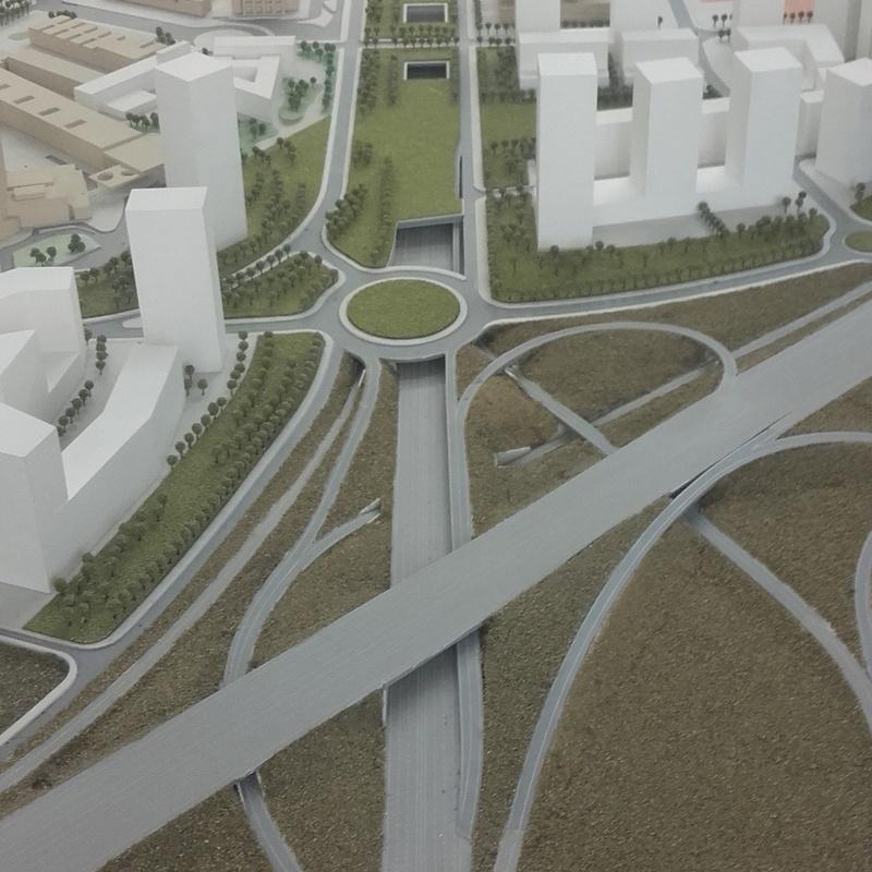 Proyecto constructivo del soterramiento de la G. V. en l'Hospitalet Ll.: Trabajos de MasterPlan