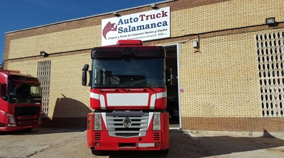 RENAULT Usados: Autotruck Salamanca