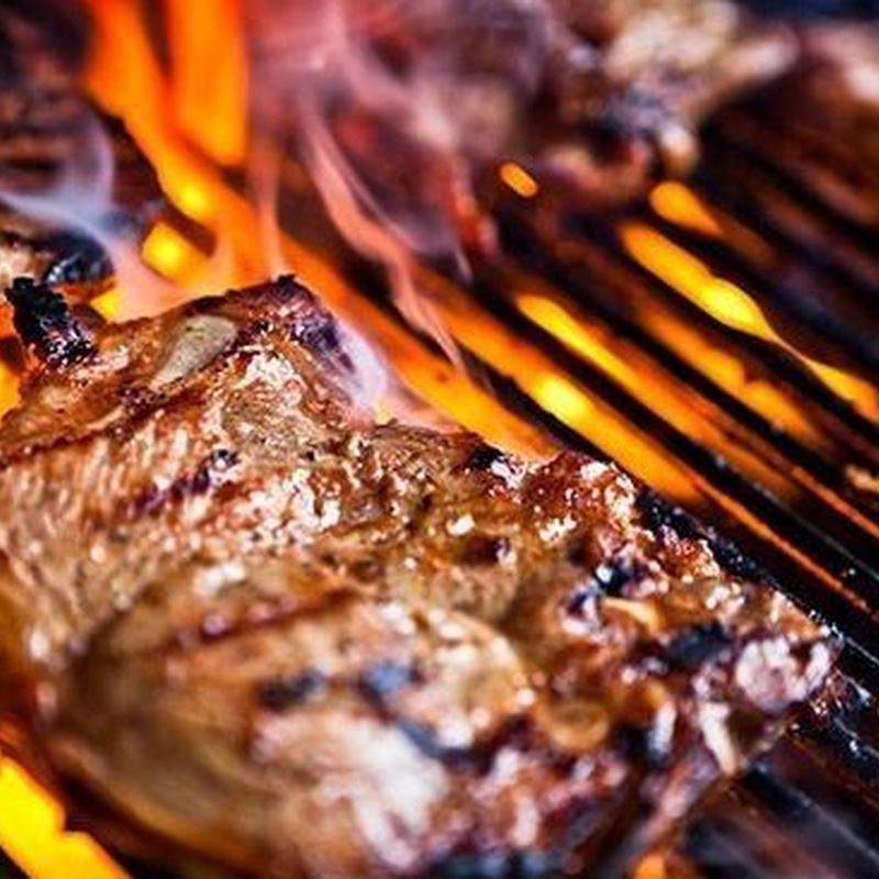 Restaurante el Pozo, carne a la brasa en Santander