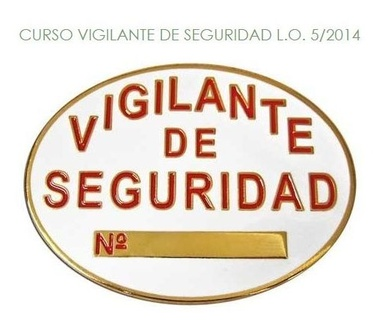 CURSO VIGILANTE SEGURIDAD