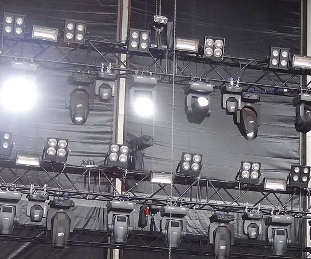 Elementos básicos de la iluminación para escenarios