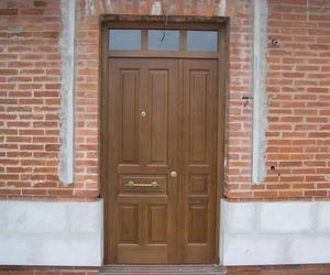 Puertas Entrada Macizas Asturias