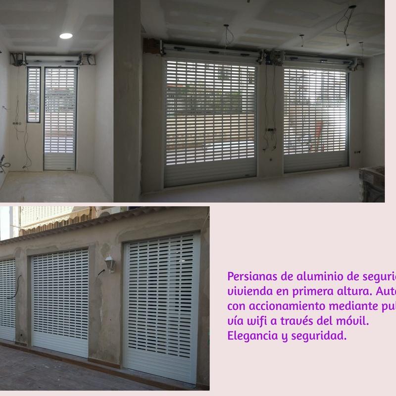 PUERTAS ENROLLABLES: PRODUCTOS de Monmatic, S.L.