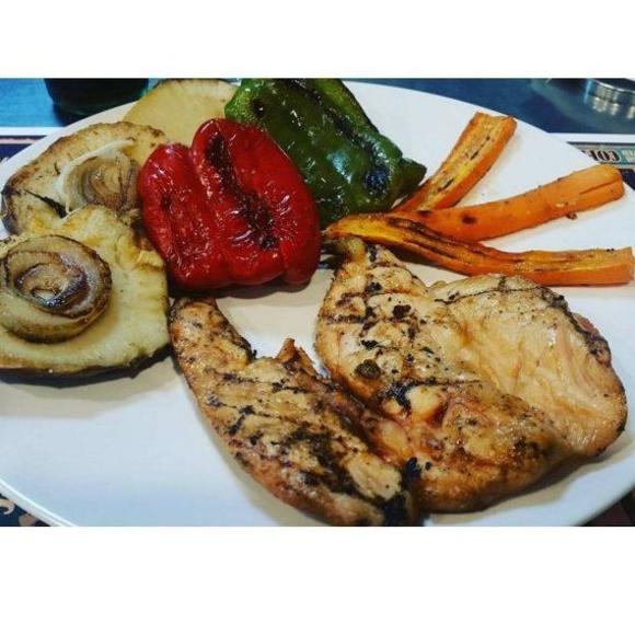 Pechuga de pollo : Nuestros platos  de Restaurante La Ksona
