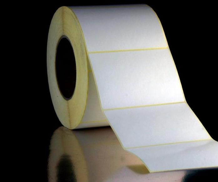 Etiquetas Transferencia térmica y Térmico directo: Productos de Etiquetas Romero Comprometidos