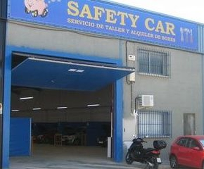 INSTALACIONES: Servicios de Safety Car