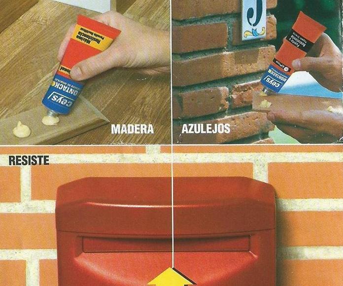 Montack, adhesivo de montaje
