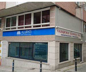 Fachada de nuestra empresa en Lugo