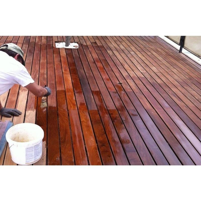 Protección de maderas: Servicios de Vertigálvez