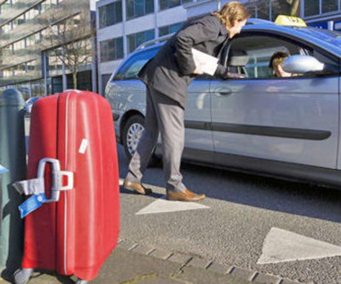 Servicio a empresas: Servicios de Taxi Lucena