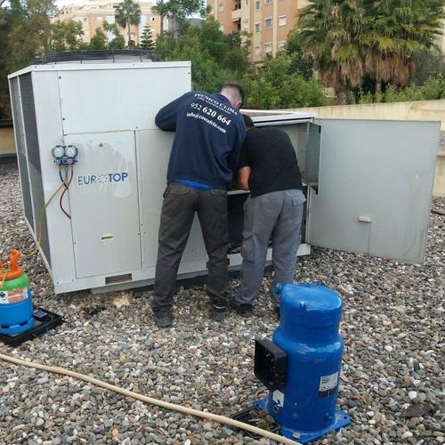 Oferta de aire acondicionado en Málaga | Costafrío