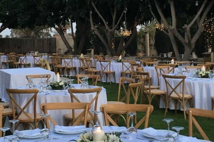 Hort del Kalausí (Elche): Bodas y fincas de Fincas para bodas