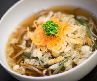 59.Pato con salsa marisco: Carta y menús de Yoshino