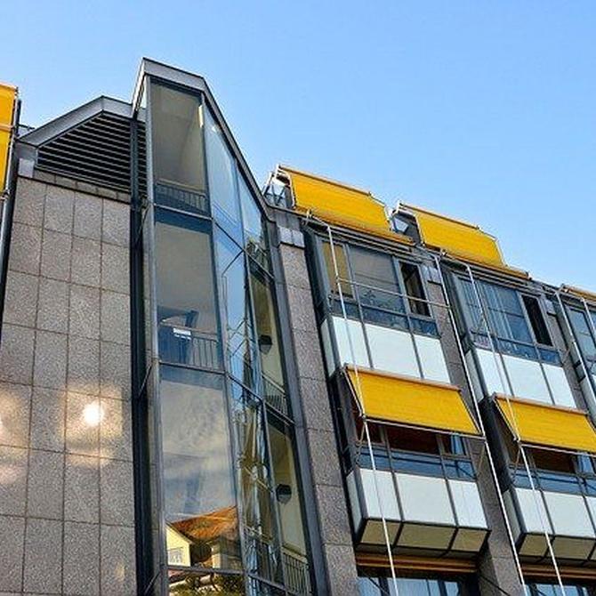 Mantenimiento de toldos en terrazas