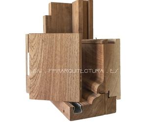 #fpmarquitectura.es #carpinteriamadera #sitges #barcelona