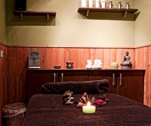 Cabina dedicada a masajes