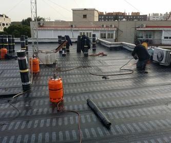 Pintura de patios:  de Impermeabilizaciones Jigón