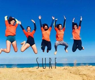 Cursos de surf: Servicios de Shock Wave Surf School