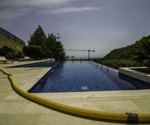 Llenado de piscinas para hoteles
