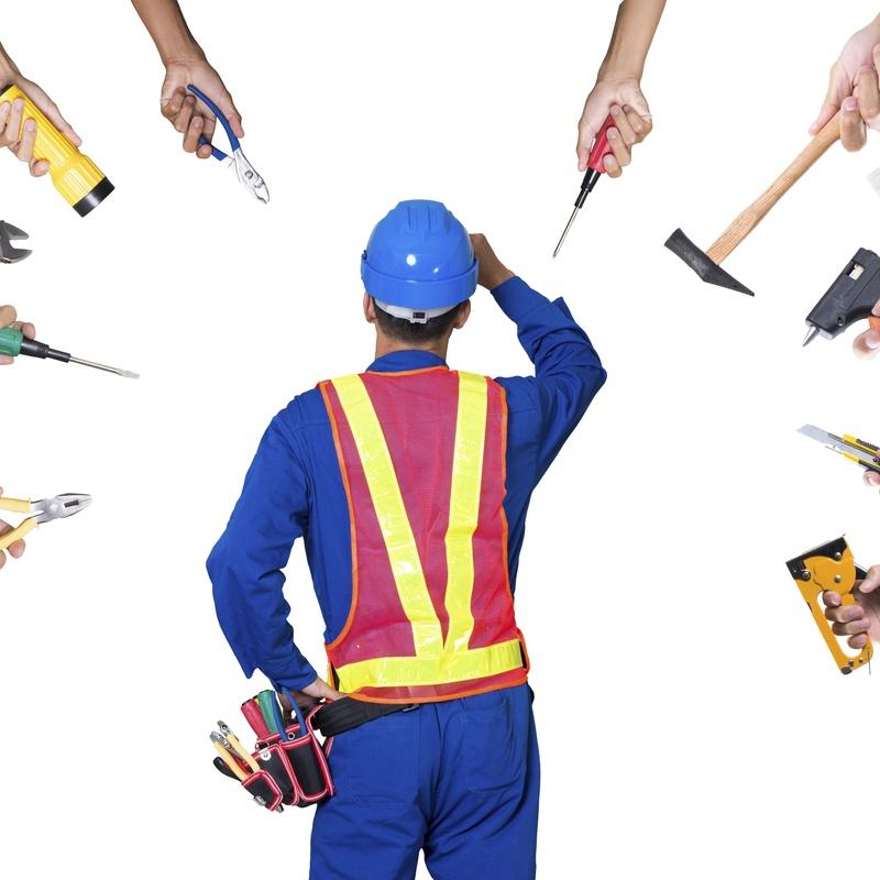 Pequeñas reparaciones: Servicios de Coordigrem